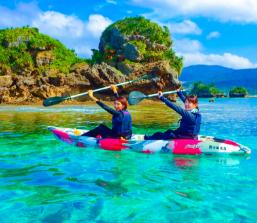 みんなで一緒だから楽しい。冒険の旅に漕ぎ出そう。