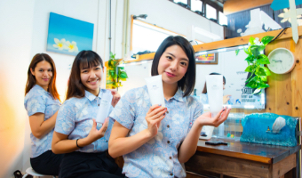 女性に選ばれるショップ施設と徹底した衛生管理