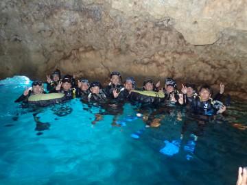 青の洞窟シュノーケル×13名様