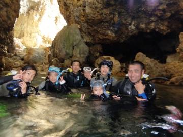 青の洞窟シュノーケル×7名様
