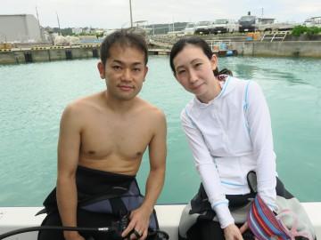 青の洞窟&美ら海体験ダイビング×2名様