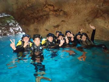 青の洞窟シュノーケル×8名様
