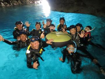 青の洞窟シュノーケル×11名様