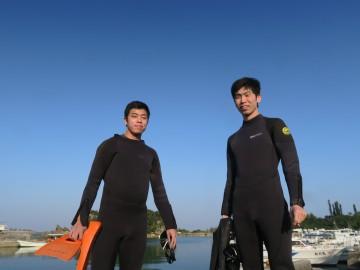 体験ダイビング×2名様