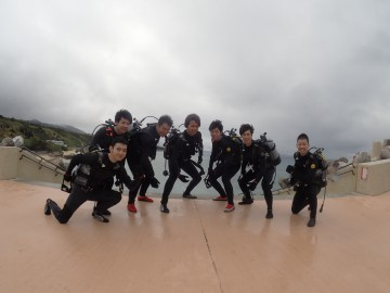ビーチ体験ダイビング×7名様