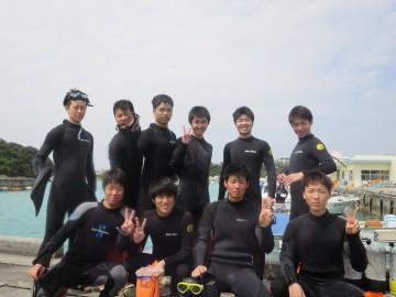 ボート体験ダイビング×10名様