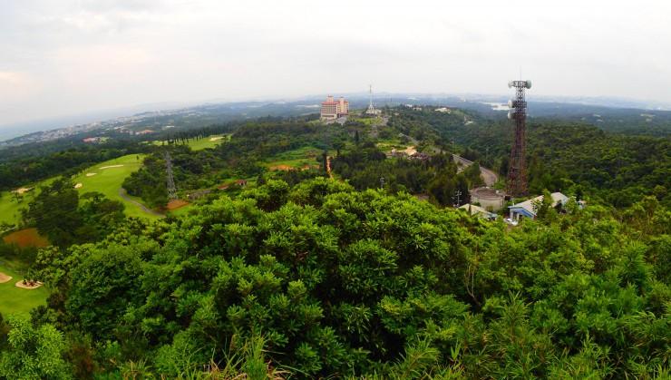 沖縄の景色を独り占め!