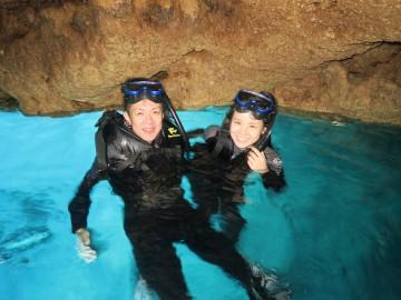 青の洞窟シュノーケル×2 名様