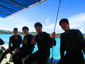 青の洞窟SN&美ら海体験SET×4名様