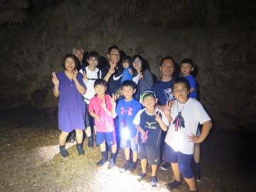 鍾乳洞・秘境パワースポットの探検×12