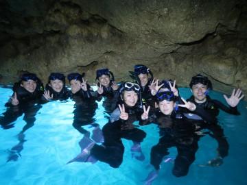 青の洞窟シュノーケル×9名様