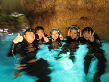 青の洞窟シュノーケル×5名様