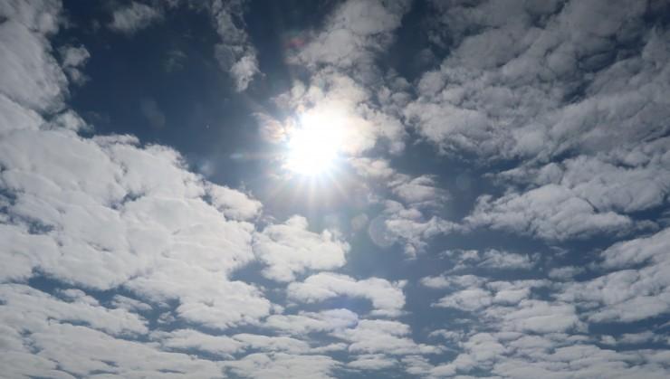 (ギラギラ太陽)
